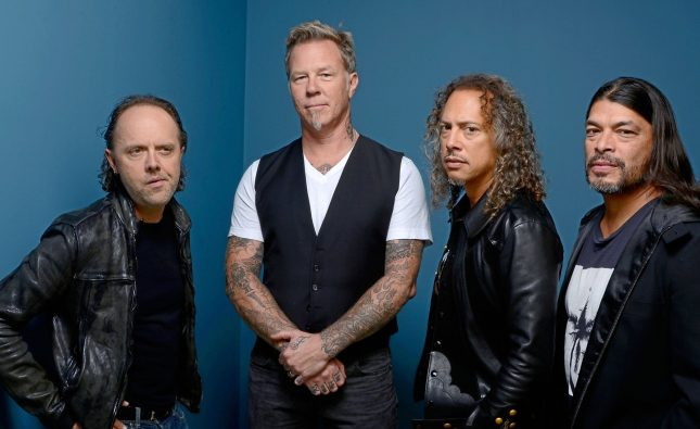Metallica es la banda más taquillera de la historia