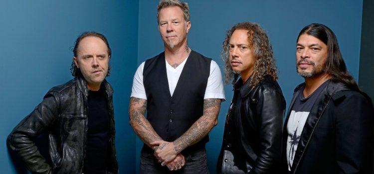 Metallica anunció una gira por Sudamérica para 2020