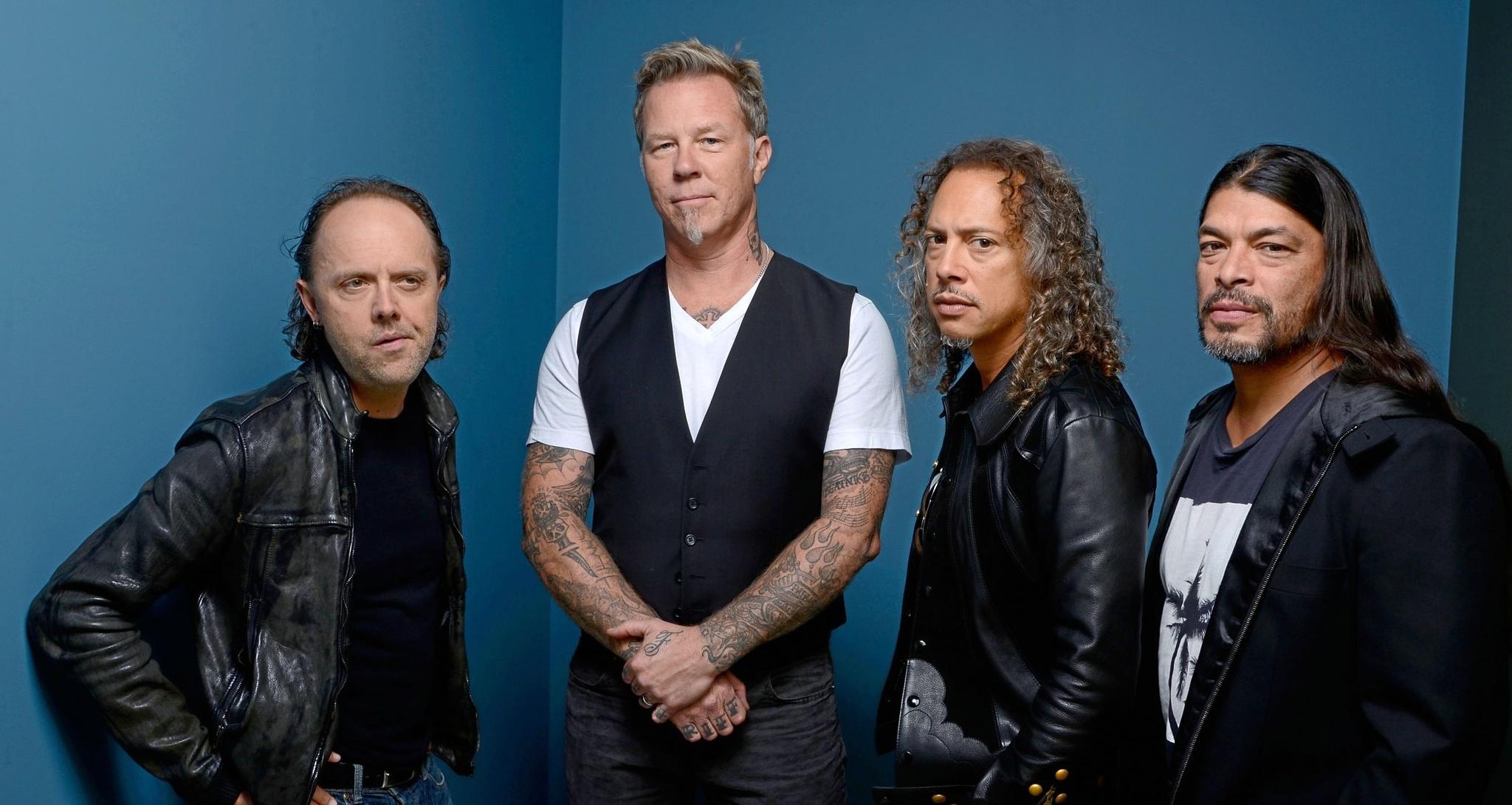 Metallica lanza un libro para chicos
