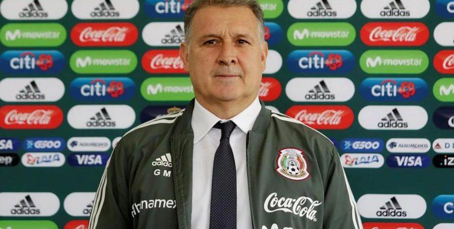 El Tata Martino fue presentado como el nuevo DT de la Selección de México