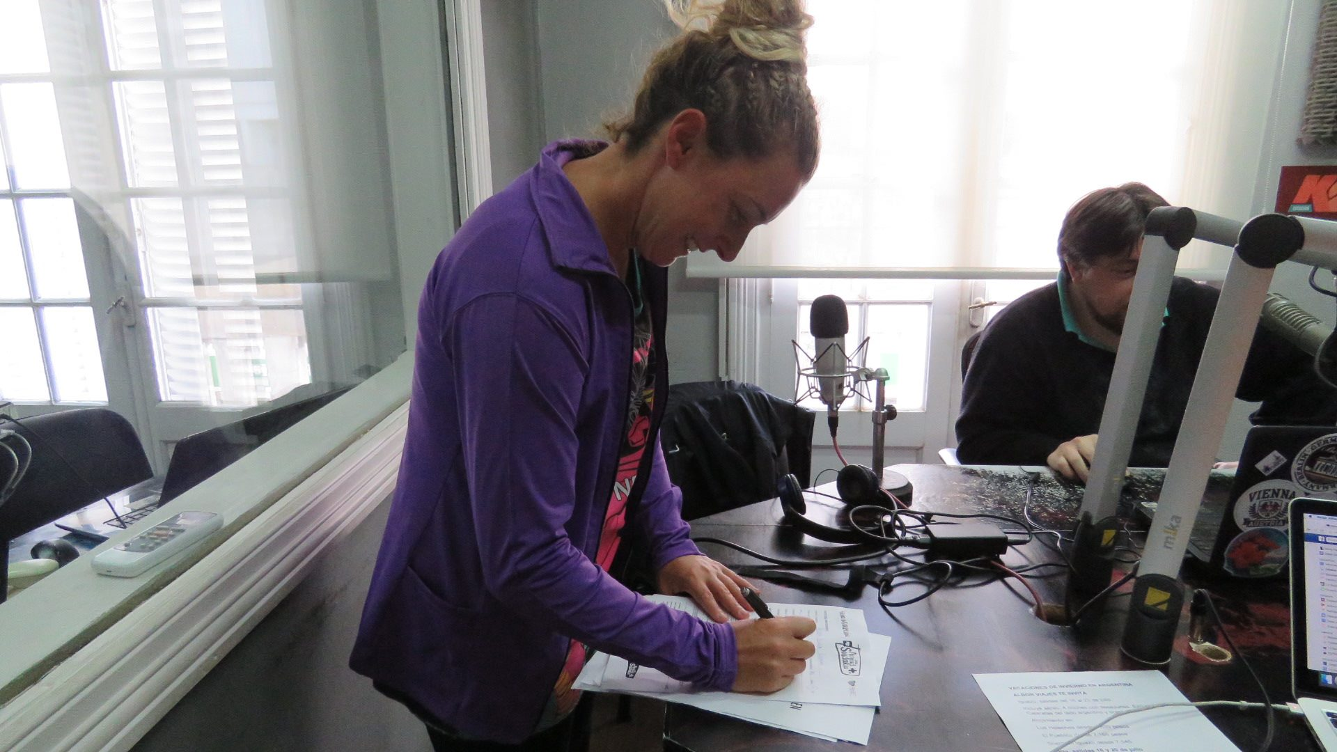 Cecilia Alcorta confirmó su presencia en Actitud Solidaria