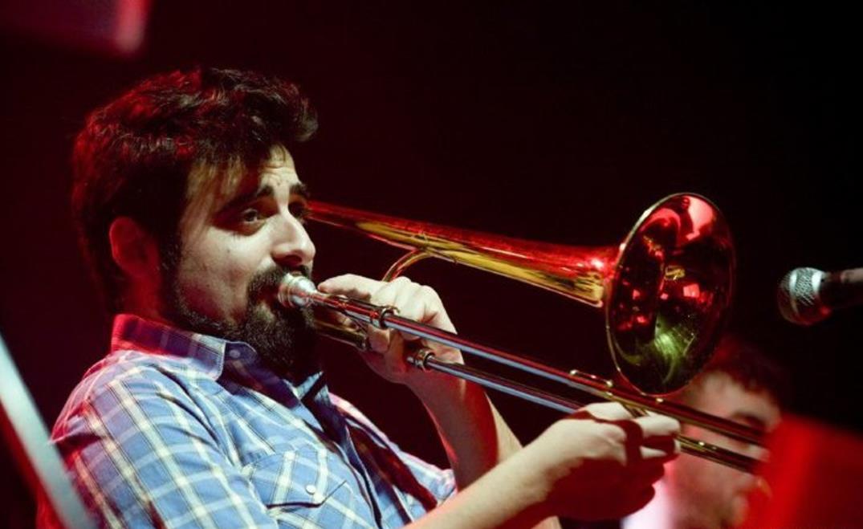 Martino Gesualdi presentó el nuevo disco de Cuatro Varas