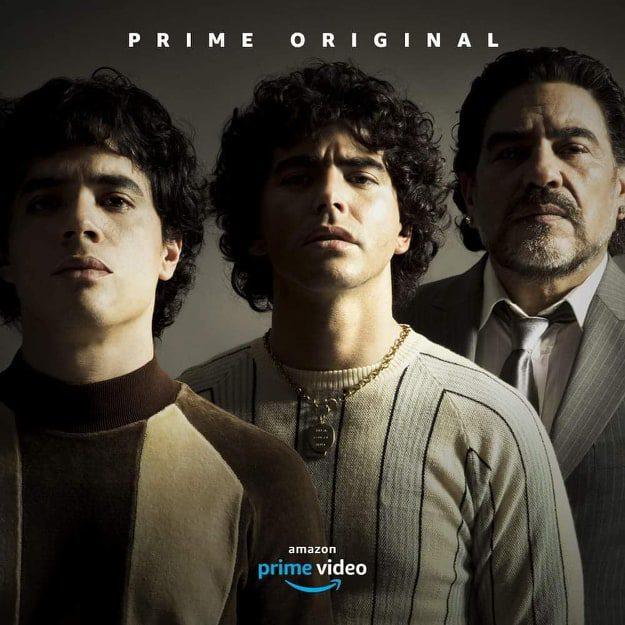 Maradona tendrá su serie televisiva y estos son los actores