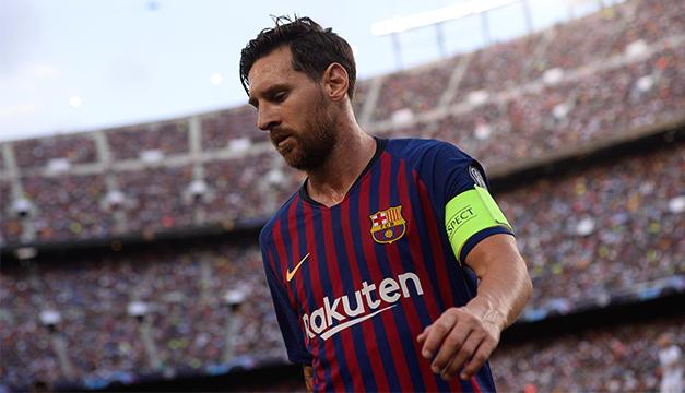 Barcelona cambiará su escudo para la próxima temporada
