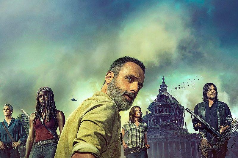 The Walking Dead planea continuar por diez años más