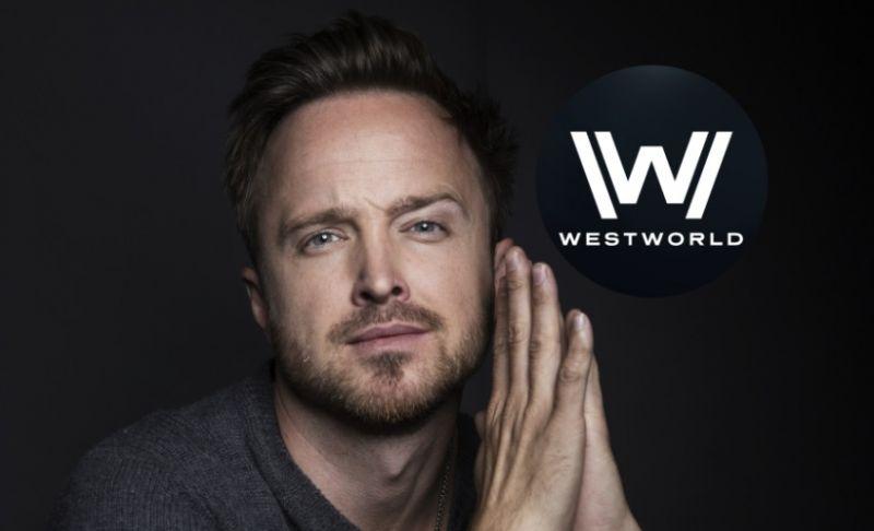 Aaron Paul se suma a la tercera temporada de Westworld
