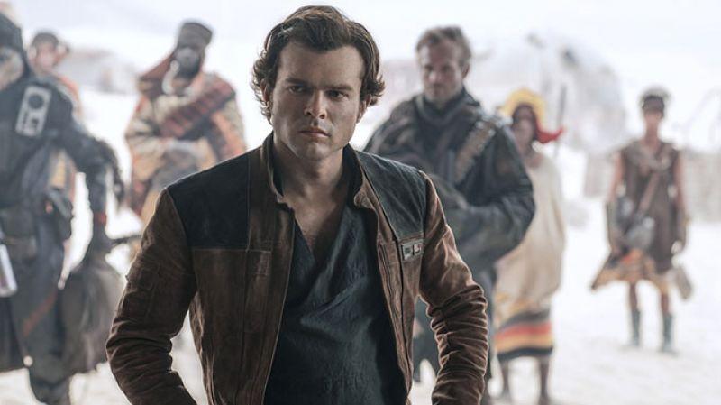 Han Solo ya tenía planes para una secuela