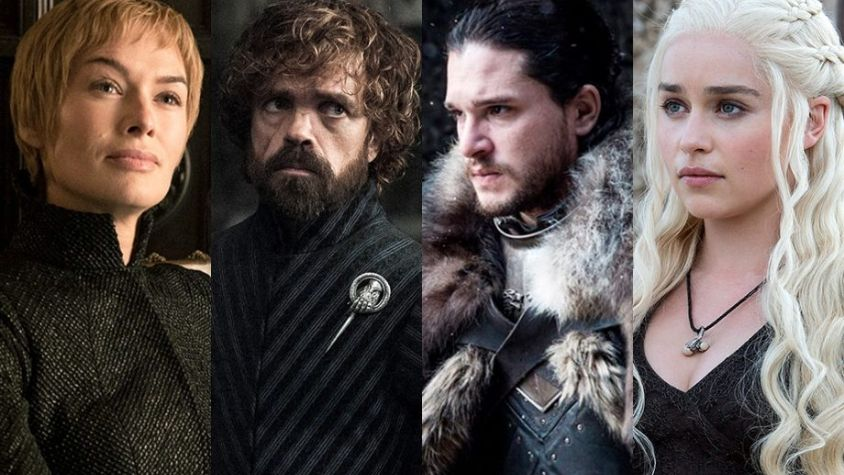 El video que resume los 73 episodios de Game of Thrones