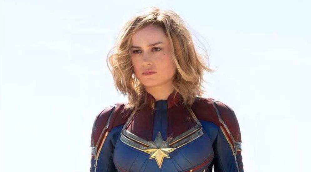 Captain Marvel: Se estrenó el primer trailer de la película