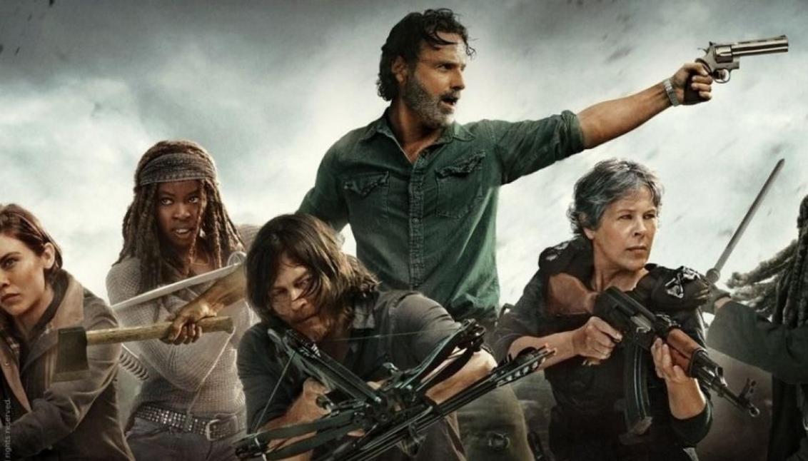 The Walking Dead prepara su arribo a la pantalla grande