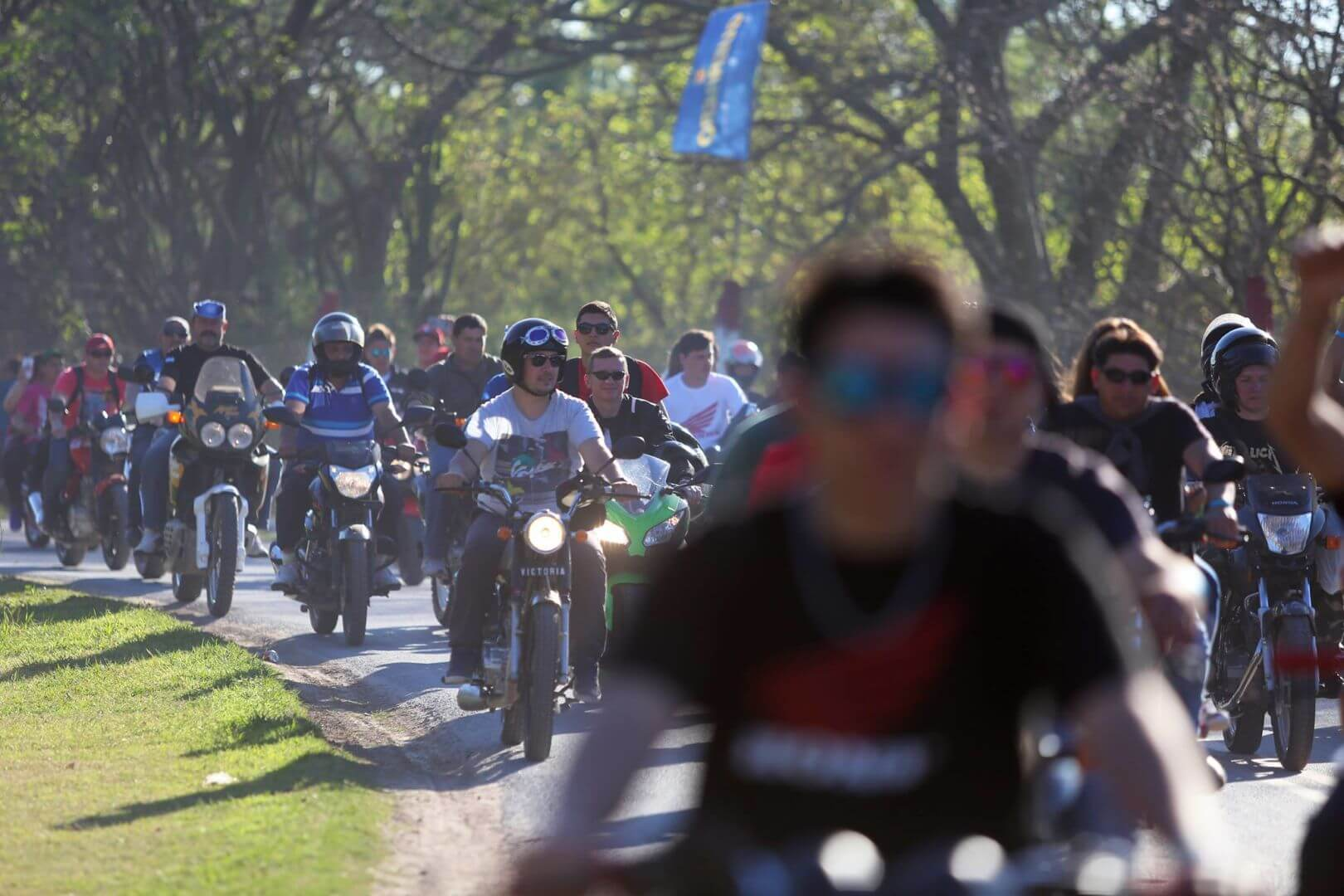 """Jorge Villalba: """"Estamos preparados para recibir a más de mil motos"""""""