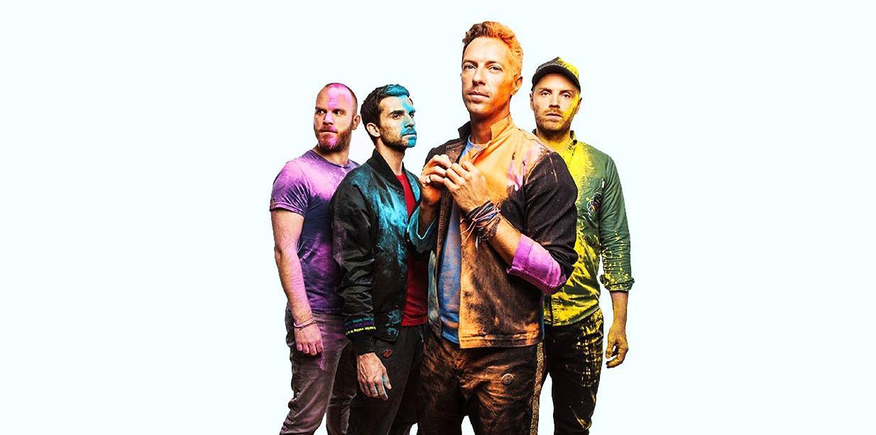 "Coldplay anuncia la película documental ""A Head Full Of Dreams"""