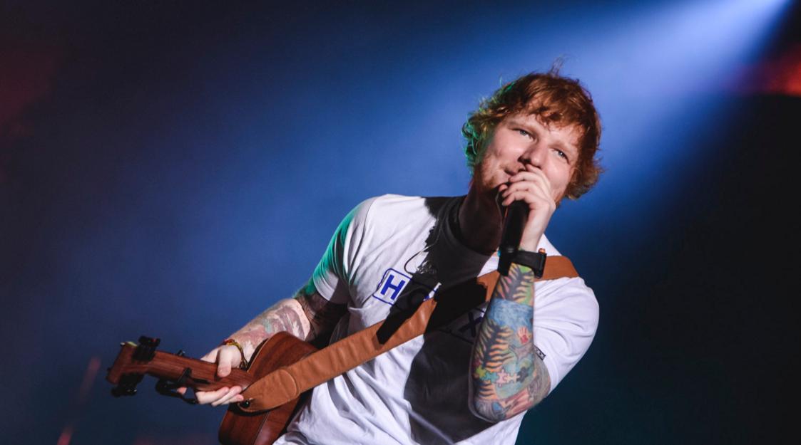 Ed Sheeran anunció su regreso a la Argentina