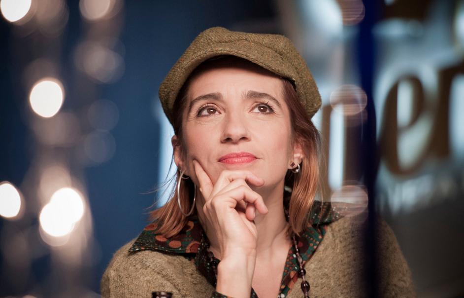 Hilda Lizarazu lanzo su disco tributo al rock nacional