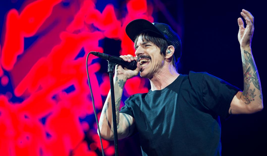 Los Red Hot Chili Peppers tocarán en las pirámides de Egipto