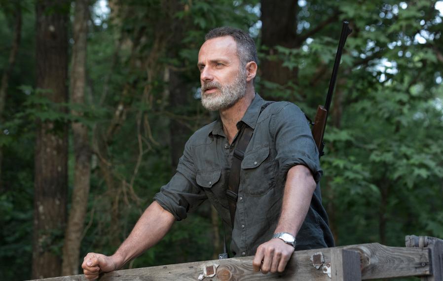 The Walking Dead: Confirmado el último episodio de Andrew Lincoln