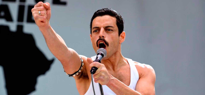 «Bohemian Rhapsody» fue nominada al Golden Globes 2019