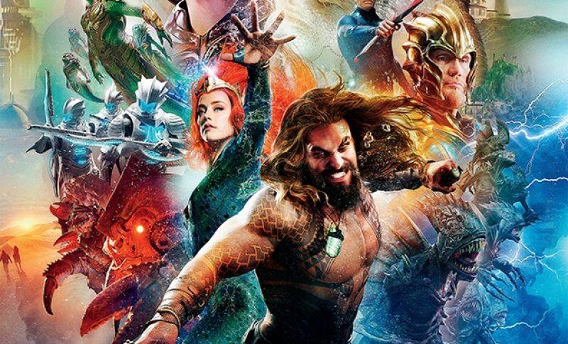 Aquaman estrena un nuevo adelanto