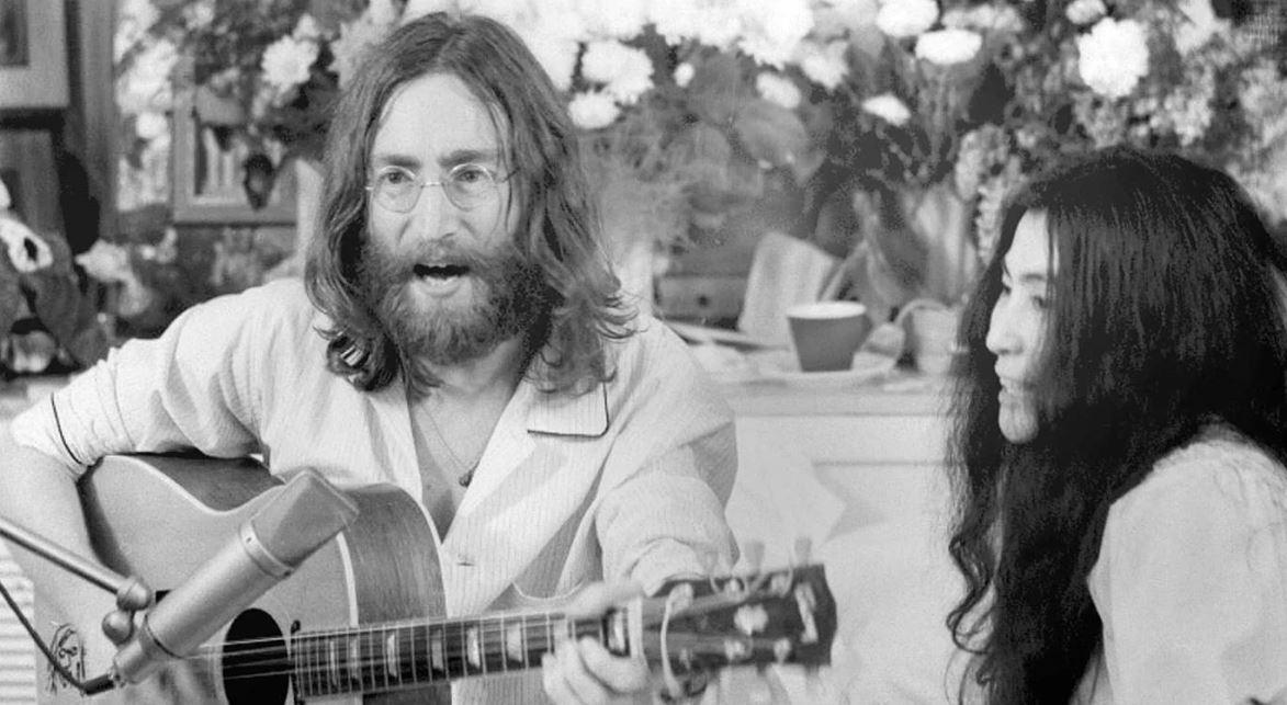 La historia de amor entre John Lennon y Yoko Ono llegará al cine