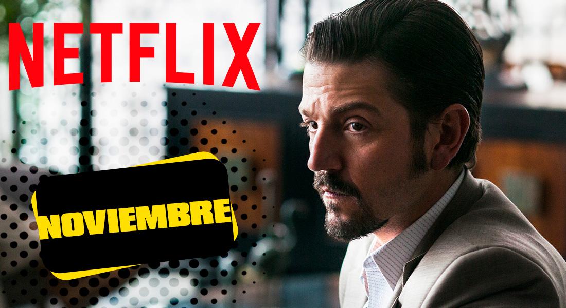 Netflix: Películas y series que llegan en noviembre