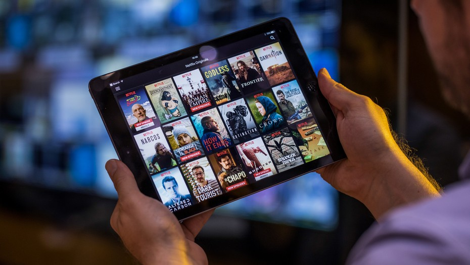 Netflix concentra el 15% del tráfico de internet