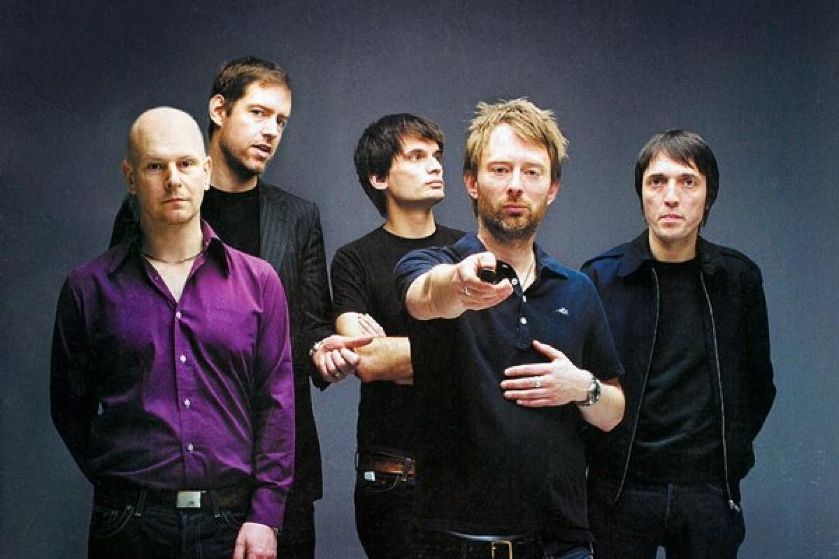 Radiohead publicó 18 horas de demos que habían sido robados en un hackeo