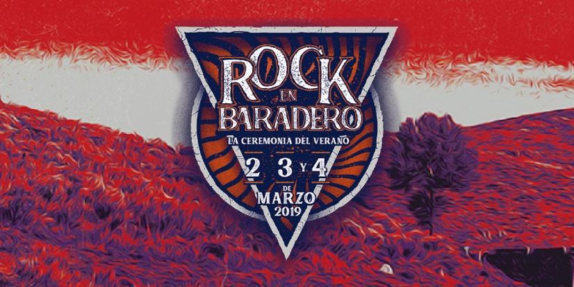 "Se completó la grilla del festival ""Rock en Baradero 2019"""