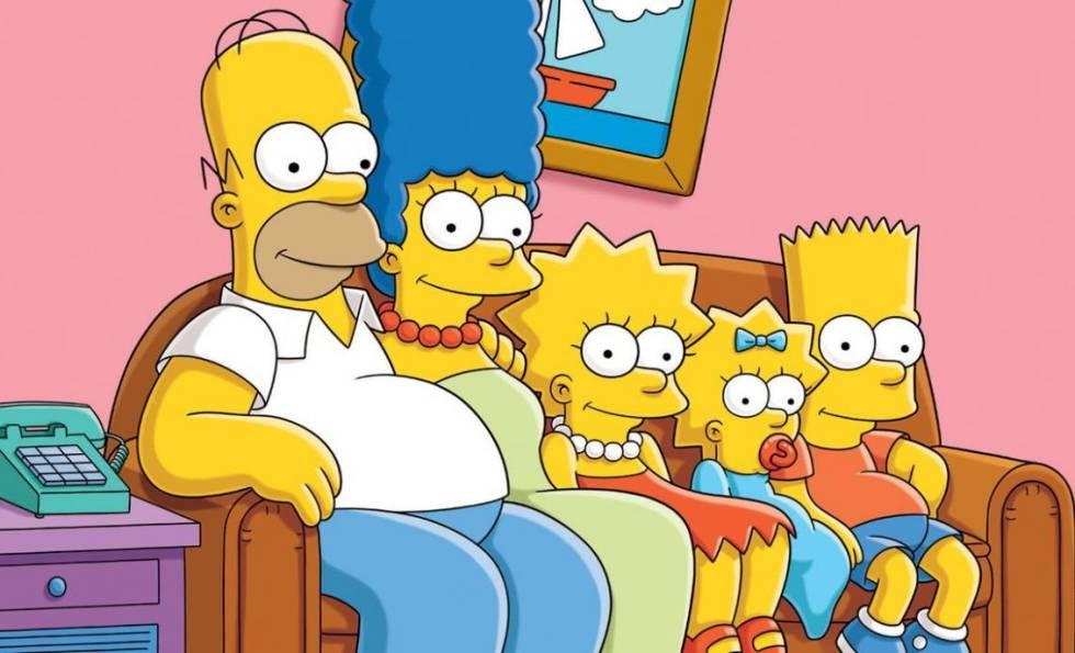 """Maratón con las mejores frases de """"Los Simpson"""""""