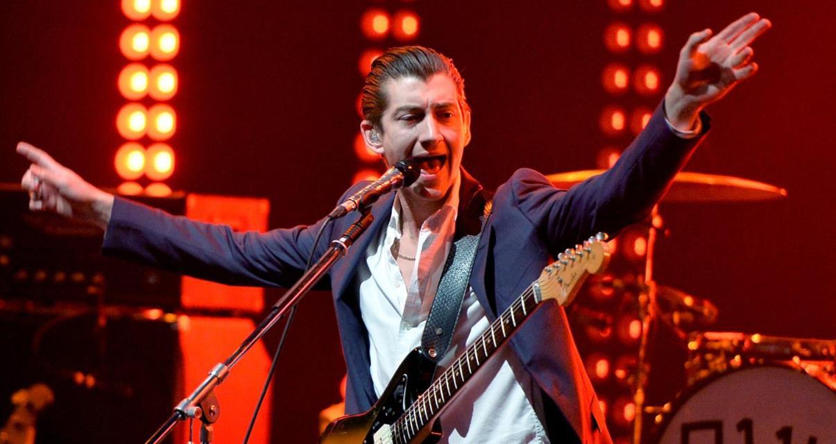 Mirá la presentación de Arctic Monkeys en la TV estadounidense