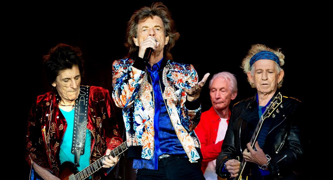 Los Rolling Stones publicarán un nuevo compilado en abril