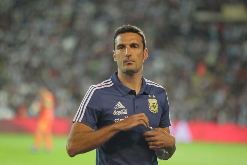 Scaloni fue confirmado hasta la Copa América
