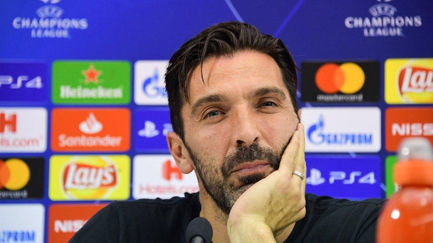 Buffon, sobre la superfinal: «Por la relación que tengo con Tevez, espero que él pueda regalarse una alegría»