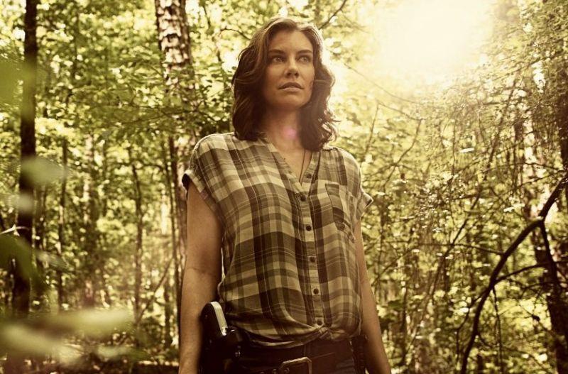 The Walking Dead: Maggie también se despidió del show
