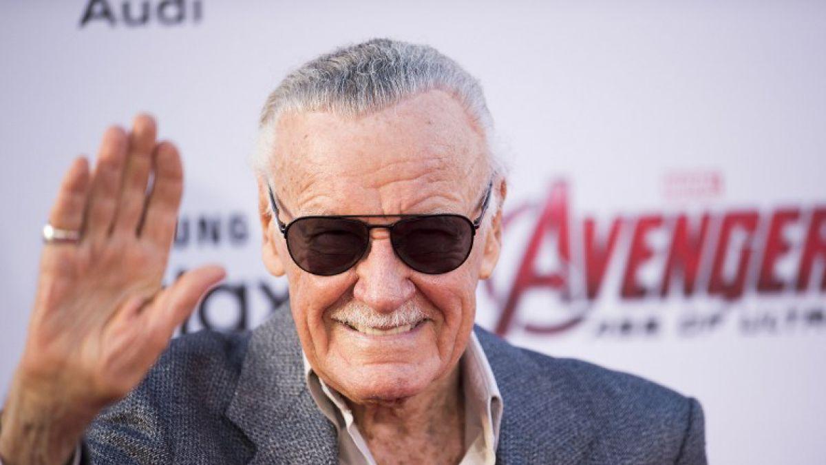 A los 95 años murió Stan Lee