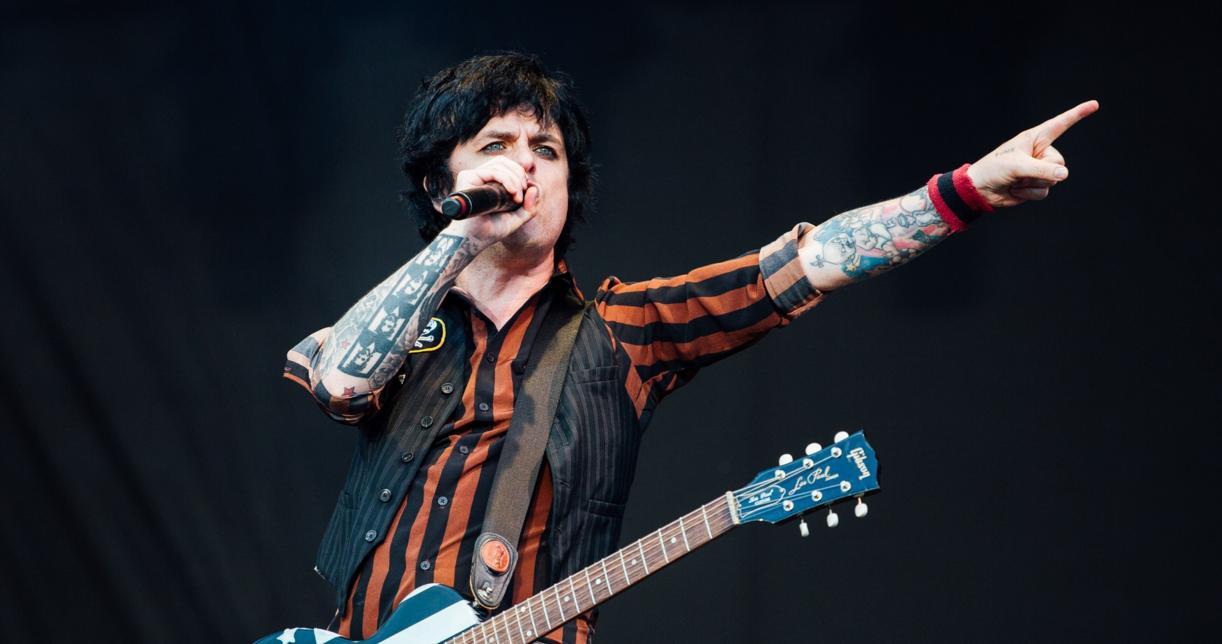 Billie Joe ya está componiendo nuevo material para Green Day