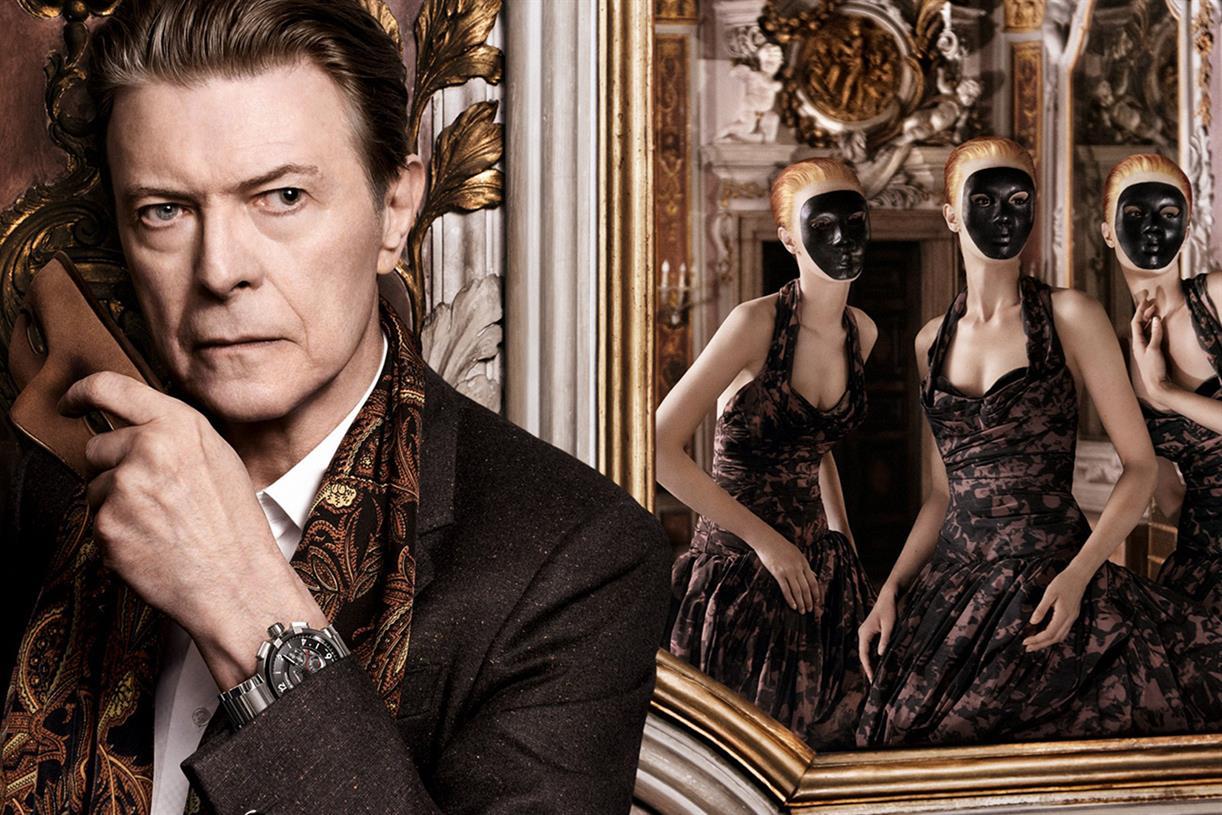 Revelan el primer poster de la película de David Bowie