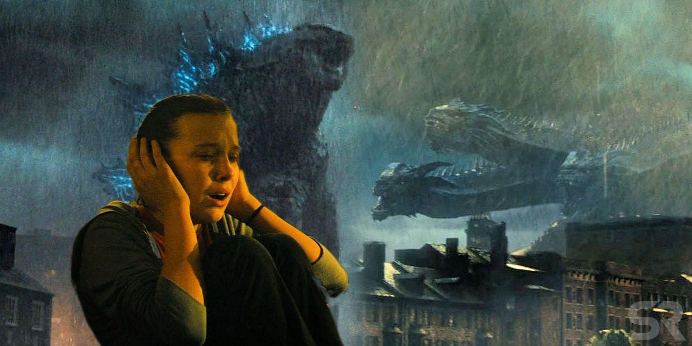 """Se estrenó el nuevo trailer y poster de """"Godzilla: King of the monsters"""""""