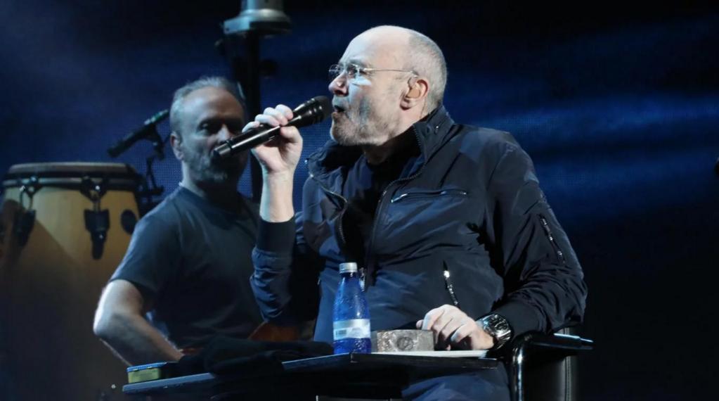 Phil Collins anunció una gira por los Estados Unidos
