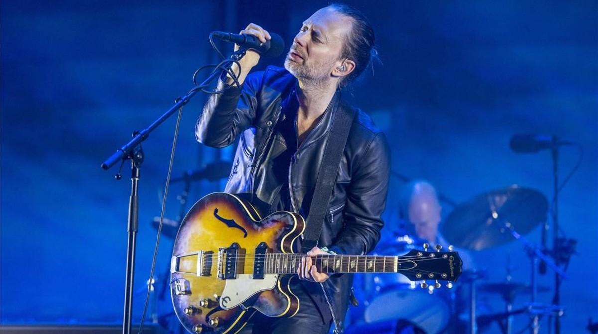 Radiohead y The Cure ingresarán al Salón de la Fama del Rock and Roll