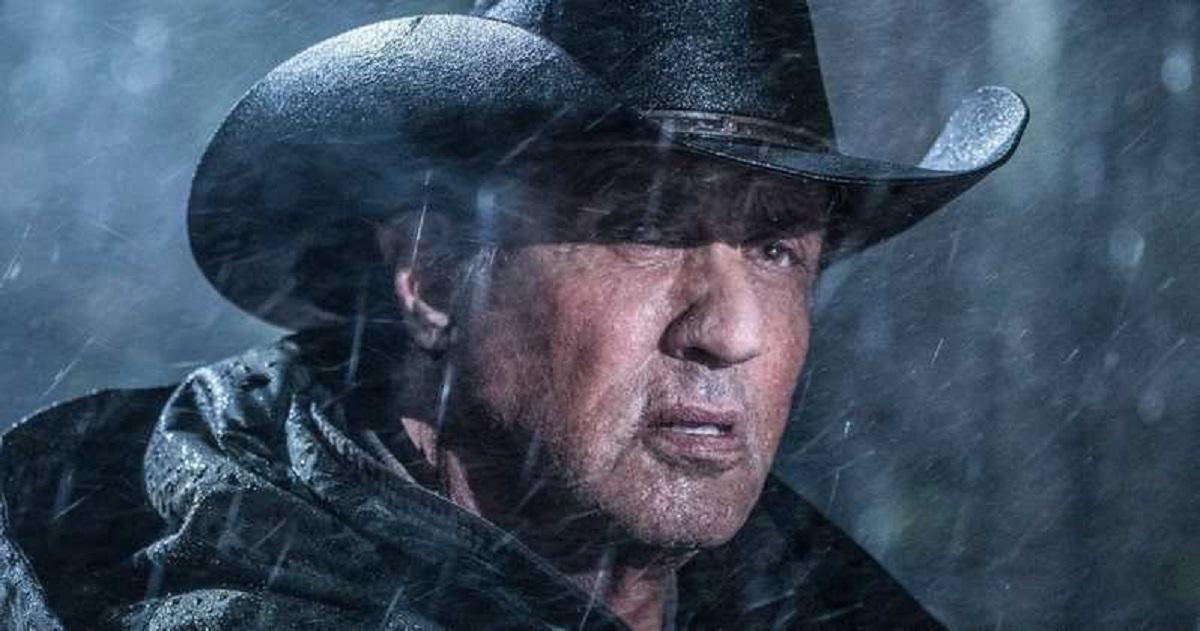 Sylvester Stallone celebra el final del rodaje de Rambo 5