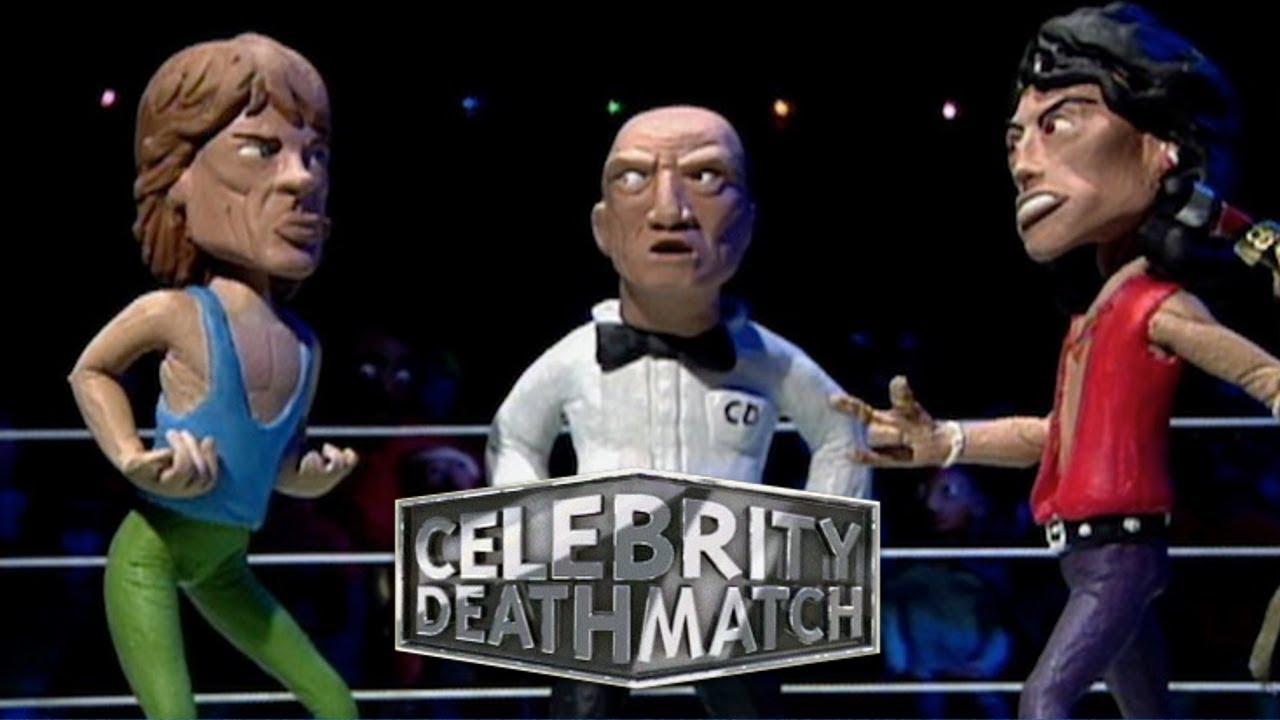 MTV prepara una nueva temporada de Celebrity Deathmatch