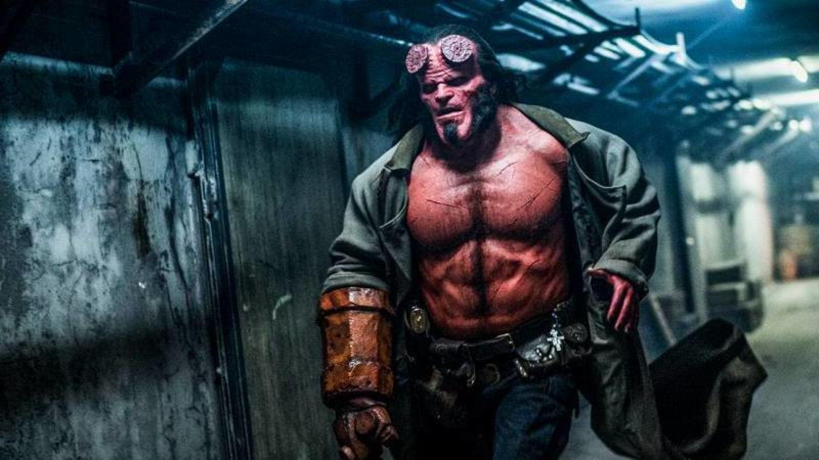 """""""Hellboy"""" estrenó su trailer"""