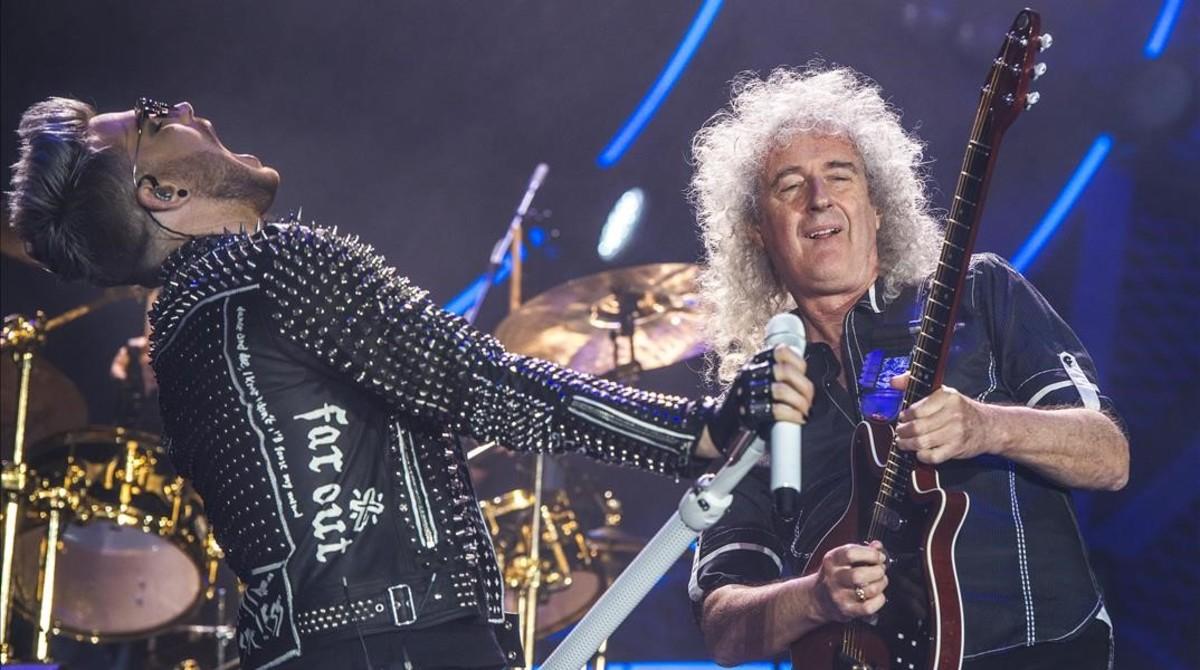 Queen + Adam Lambert anuncian gira