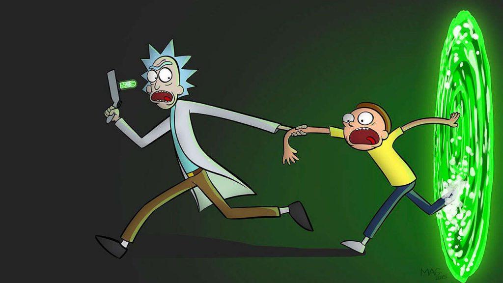 Rick and Morty regresa a Netflix
