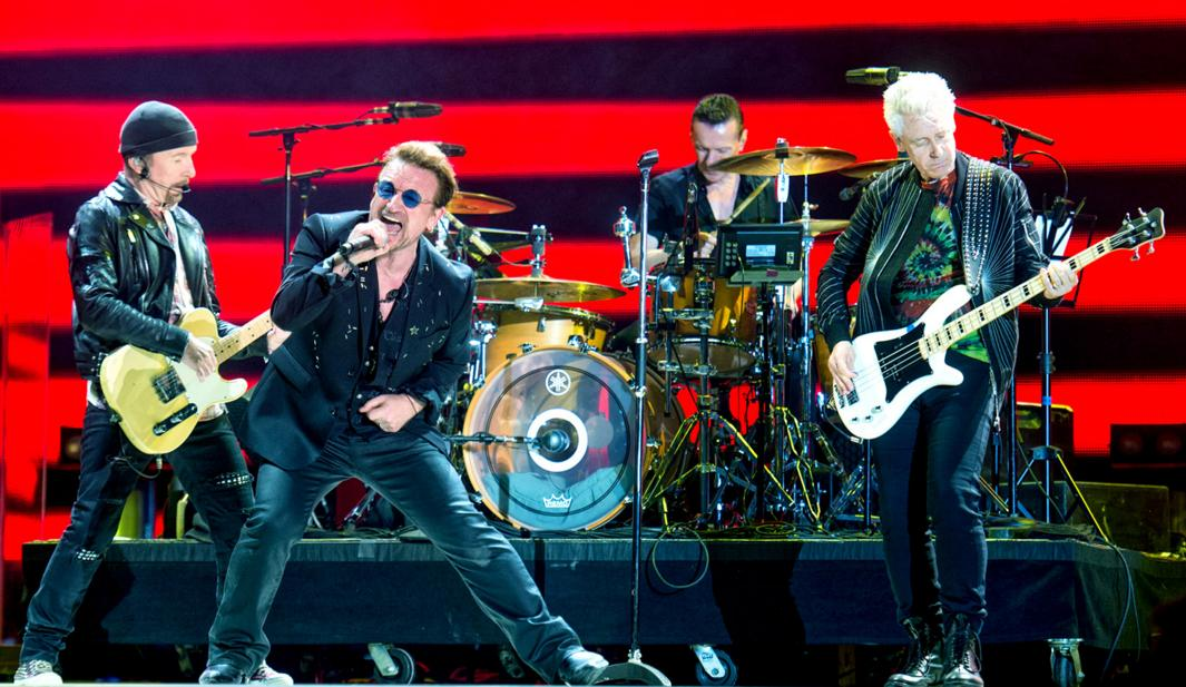 "U2 celebra los 10 años de ""No Line on the Horizon"""