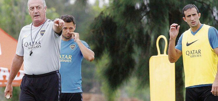 Boca estrena a Alfaro como entrenador