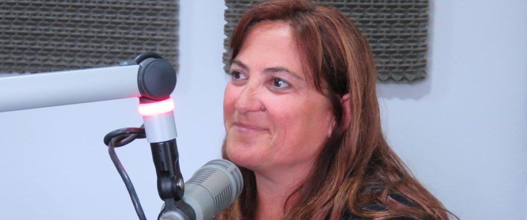 Adriana Auzmendi dio detalles de la carrera de aguas abiertas homenaje a Alfredo Marcenac