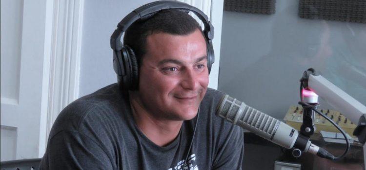 Hablamos con Claudio Castagnari en la previa de la Copa de Aguas Abiertas del Club Huracán