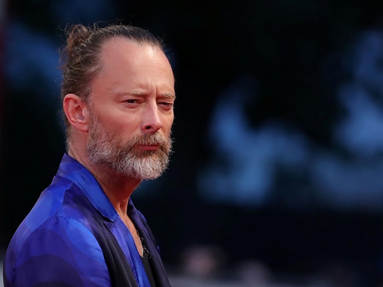 Thom Yorke no irá a la ceremonia del Rock & Roll Hall of Fame