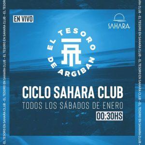 El Tesoro de Argiban @ Sahara Bar Club